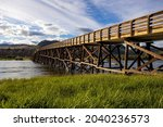 Pritchard Bridge Near Kamloops...