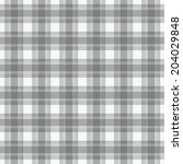 textured vector plaid pattern... | Shutterstock .eps vector #204029848