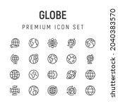 premium pack of globe line...