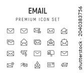 premium pack of email line...