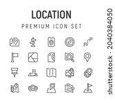 premium pack of location line...