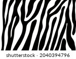 abstract pattern.black and... | Shutterstock . vector #2040394796