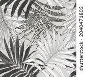 Tropical Seamless Pattern ...