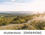 palava at sunset  countryside ... | Shutterstock . vector #2040644360