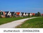 Dutch Countryside Landscape...