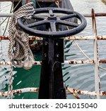 Cockatoo Island Rusty Rust...