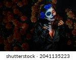 Halloween Costume And Makeup....