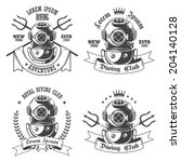 badge,brotherhood,certificate,club,company,crew,decorative,deep,design,device,dive,diver,diving-helmet,emblem,equipment