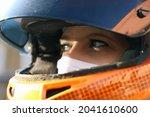 Symbol Image  Female Race Car...