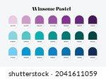 vector illustration of rgb color   Shutterstock .eps vector #2041611059