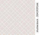 seamless vector geometric... | Shutterstock .eps vector #2041939166