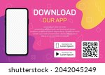 download our app advertising...