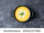 Squash Vegan Soup  Creammy...