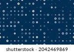 seamless background pattern of... | Shutterstock . vector #2042469869
