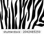 abstract pattern.black and... | Shutterstock . vector #2042485253