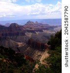 Images Created At The North Rim ...