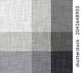 seamless black white woven... | Shutterstock . vector #2042648903