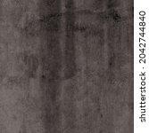 gray black cracked plaster wall ... | Shutterstock .eps vector #2042744840