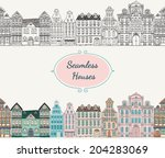Colorful Vintage Old Styled...