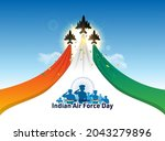 Indian Air Force Day...
