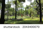 Refreshing Park  In Kuningan...
