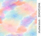 geometric pattern. watercolor...   Shutterstock . vector #2043451046