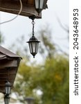 Decorative Lamp Hanging From...