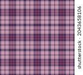 check plaid seamless pattern.... | Shutterstock .eps vector #2043658106