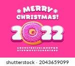 vector tasty greeting card... | Shutterstock .eps vector #2043659099