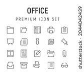 premium pack of office line...