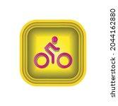 biker modern icons collection...   Shutterstock .eps vector #2044162880