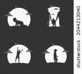 illustration vector graphic of... | Shutterstock .eps vector #2044213040
