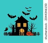 vector illustration for... | Shutterstock .eps vector #2044346150