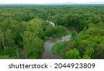 River Delta River Meander...