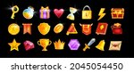 game icon ui set  vector user...