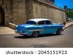 Havana  Cuba  July 2019  Close...