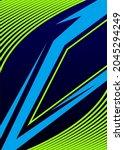 graphic design vector image for ... | Shutterstock .eps vector #2045294249