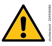 Warning Sign  Danger
