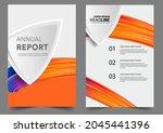 corporate book cover design...