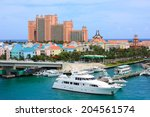 Paradise Island And Atlantis...
