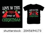 christmas typography vector t...   Shutterstock .eps vector #2045694173