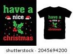 christmas typography vector t...   Shutterstock .eps vector #2045694200