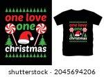 christmas typography vector t...   Shutterstock .eps vector #2045694206
