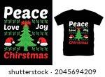 christmas typography vector t...   Shutterstock .eps vector #2045694209