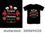 christmas typography vector t...   Shutterstock .eps vector #2045694233