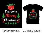 christmas typography vector t...   Shutterstock .eps vector #2045694236