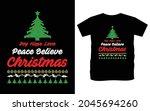 christmas typography vector t...   Shutterstock .eps vector #2045694260