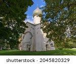 Church Of The Twelve Apostles...