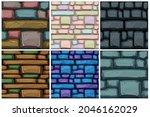 cobble stones seamless texture  ...