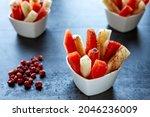 Fruit Sticks With Chili Spice....
